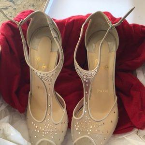 Patiana 100 light silk Christian Louboutin Shoes